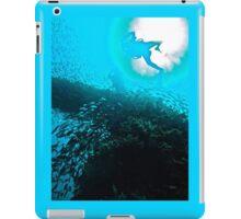 A WORLD IN A DAYS OCEAN iPad Case/Skin