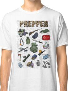 Prepper Classic T-Shirt