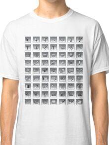 Illustrator Tools Graphic Designer  Classic T-Shirt