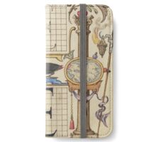 Hoefnagel's Guide to Constructing the Letters iPhone Wallet/Case/Skin