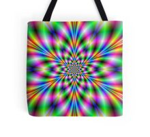 Star in Neon Lights Tote Bag