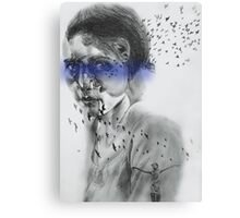 In my mold Canvas Print