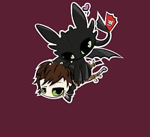 Toothless and Hiccup T-Shirt