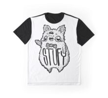 Stufy Gentleman Graphic T-Shirt
