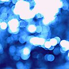 Bokeh in blue ink by mikeosbornphoto