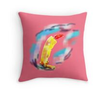 Candle in the Wind TEE SHIRT/BABY GROW/STICKER Throw Pillow
