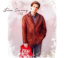 Jim Carrey Fan by swanvalkyrie