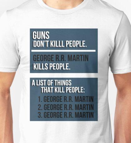 Westeros NRA Unisex T-Shirt