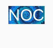 NOC Blue Tie-Dye Unisex T-Shirt