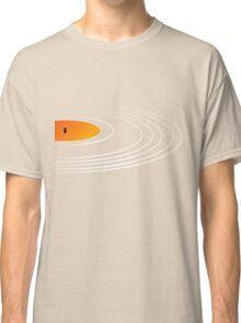 Music Retro Vinyl Record  Classic T-Shirt