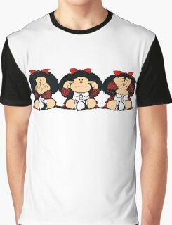 Mafalda Graphic T-Shirt