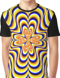 psychedelic wave Graphic T-Shirt