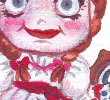 Annabelle , the conjuring Sticker