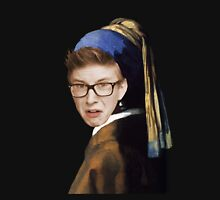Tyler with the Pearl Earring Unisex T-Shirt