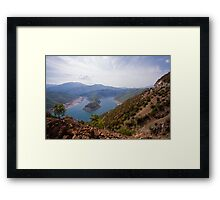 Exploring Nature 2 - Travel Photography Framed Print