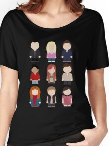 Doctor Who T-shirt Women's Relaxed Fit T-Shirt