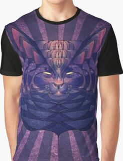 The Cosmic Bear Graphic T-Shirt