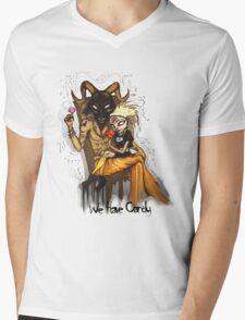 We Have Candy Mens V-Neck T-Shirt