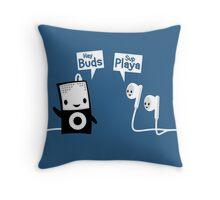 Sup Playa' Throw Pillow