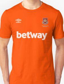 Premier League football - West Ham United F.C. Unisex T-Shirt