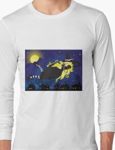 Blond Witch Long Sleeve T-Shirt