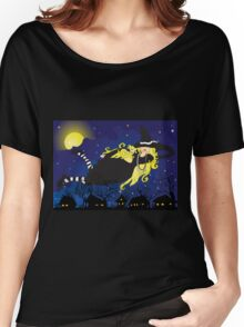 Blond Witch Women's Relaxed Fit T-Shirt
