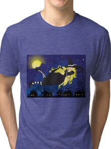 Blond Witch Tri-blend T-Shirt