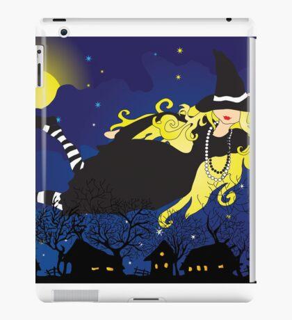 Blond Witch iPad Case/Skin