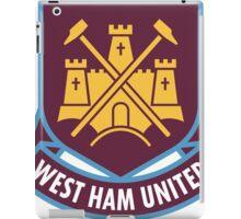 Premier League football - West Ham United F.C. iPad Case/Skin