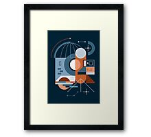 Astronomy Framed Print