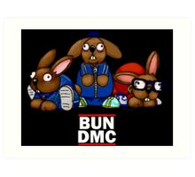 Bun DMC Art Print