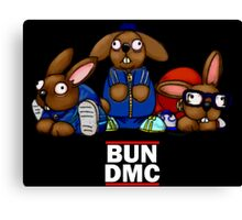 Bun DMC Canvas Print