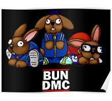 Bun DMC Poster