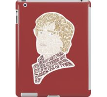 Trial by Combat iPad Case/Skin
