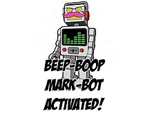 Mark-bot activated! by aj4787