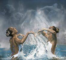 Sea Spirits by Jeff Kingston