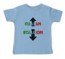 Italian Stallion Baby Tee