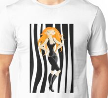 red-haired Unisex T-Shirt