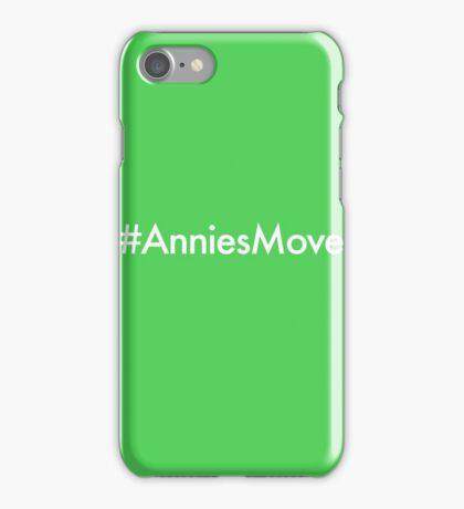 #AnniesMove iPhone Case/Skin