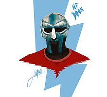 MF DOOM by Joona Puisto