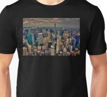 Manhattan Skyline 1 Unisex T-Shirt