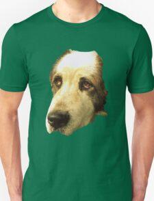 big sad dog Unisex T-Shirt