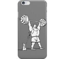 Suicide Bunnies | Gym iPhone Case/Skin
