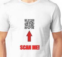 Rick Astley - QR Code Unisex T-Shirt