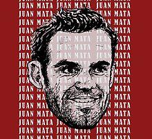 Juan Mata by Ben Farr