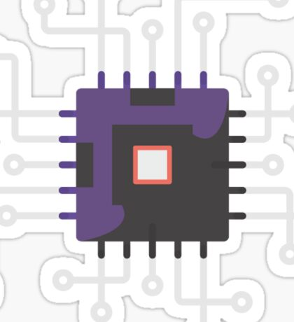 Fritzing Circuit Component Sticker