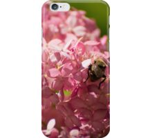 Working the Pinks iPhone Case/Skin