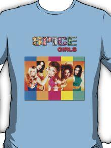 Spice Girls - the power of 5 t-shirt T-Shirt