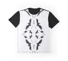 crow, subversive patterns Graphic T-Shirt