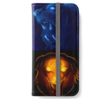 The four icons of Udyr iPhone Wallet/Case/Skin
